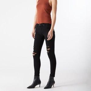 AG Jeans - The Legging Ankle. 28R